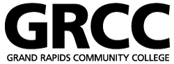 GRCC Logo Black