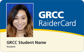 New RaiderCard for 2019 with larger photo ID.