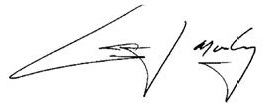 Larry Murphy signature