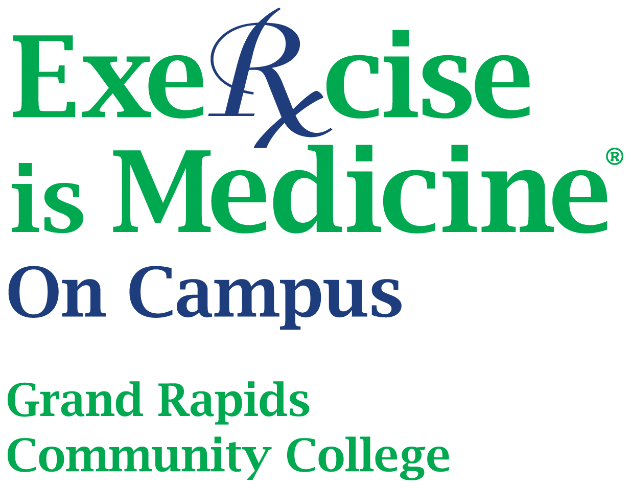 Exercise is Medicine on Campus GRCC