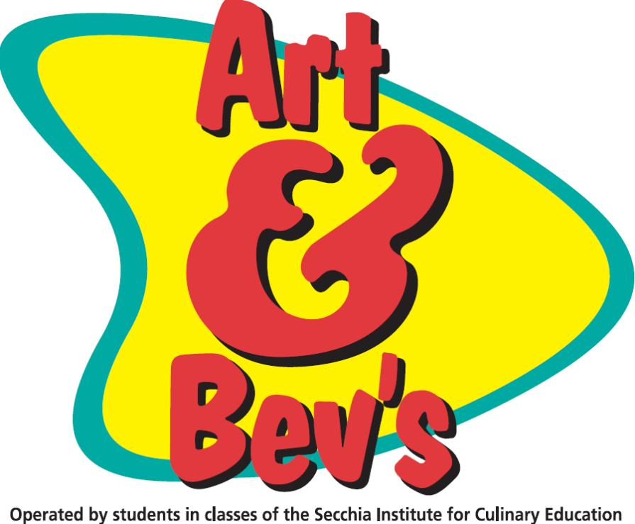 Art and Bev's operated by students in classes of the Secchia Institute for Culinary Education