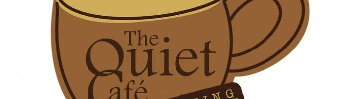 The Quiet Cafe logo